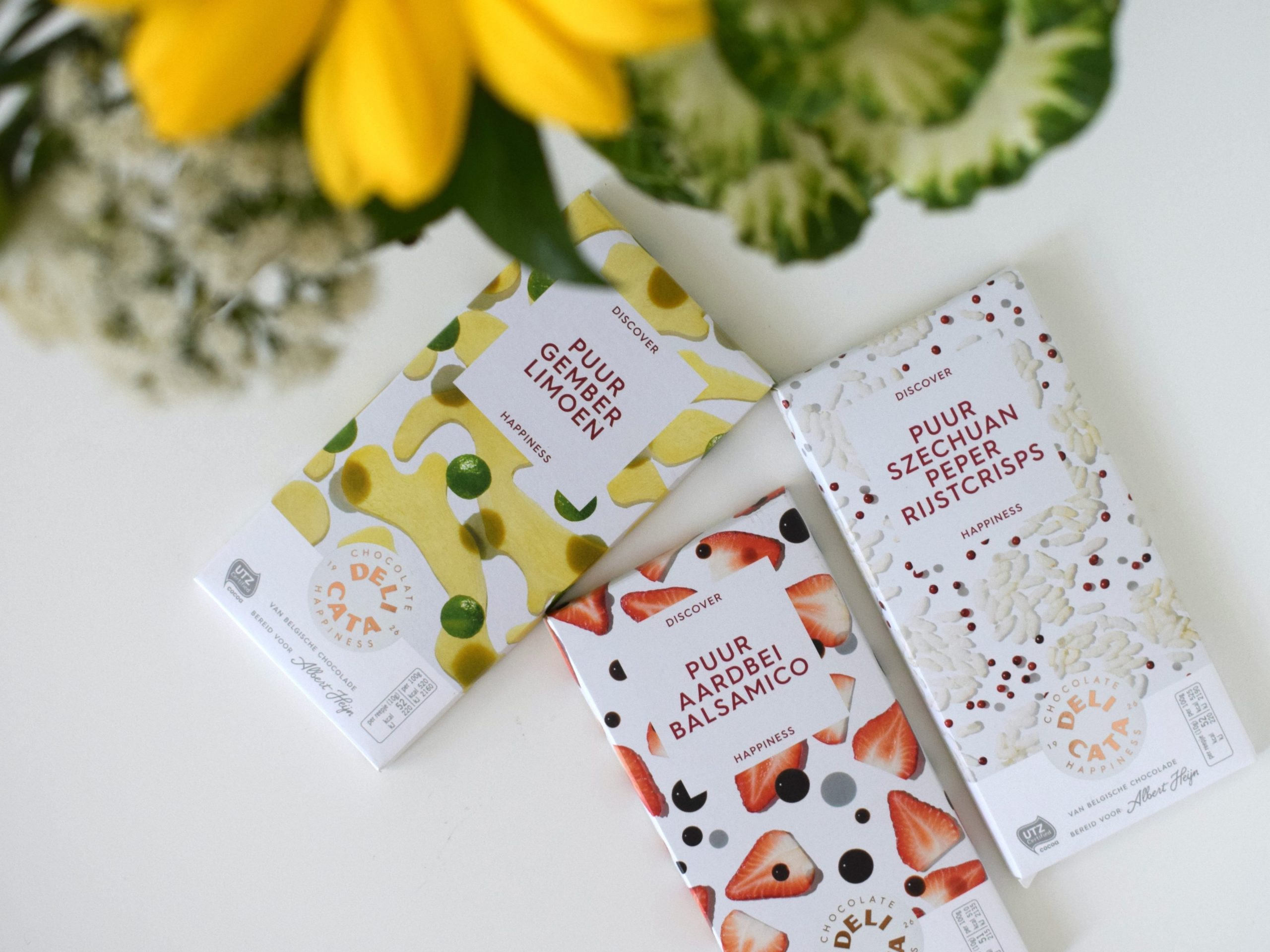 Review: AH delicata chocolade
