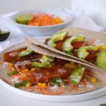 Vegan Fish Taco's