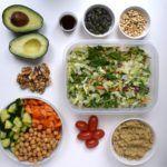 Tupperware Thursday: Een salade als lunch
