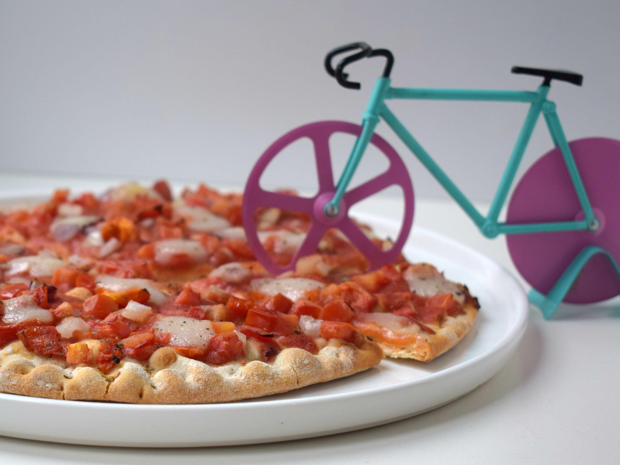 Review: Lidl vegan pizza