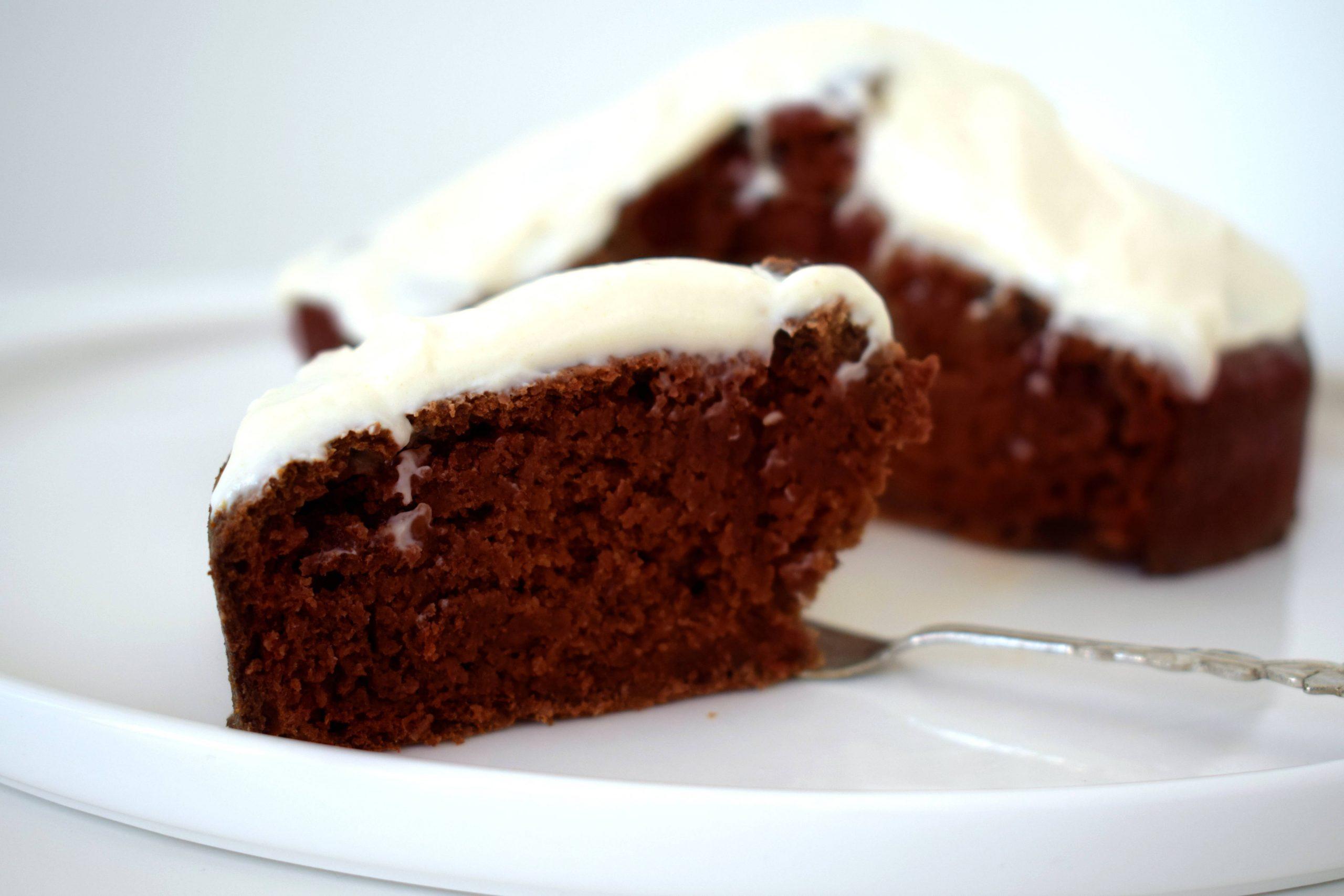 Not So Red Velvet Cake : Vegan & Healthy