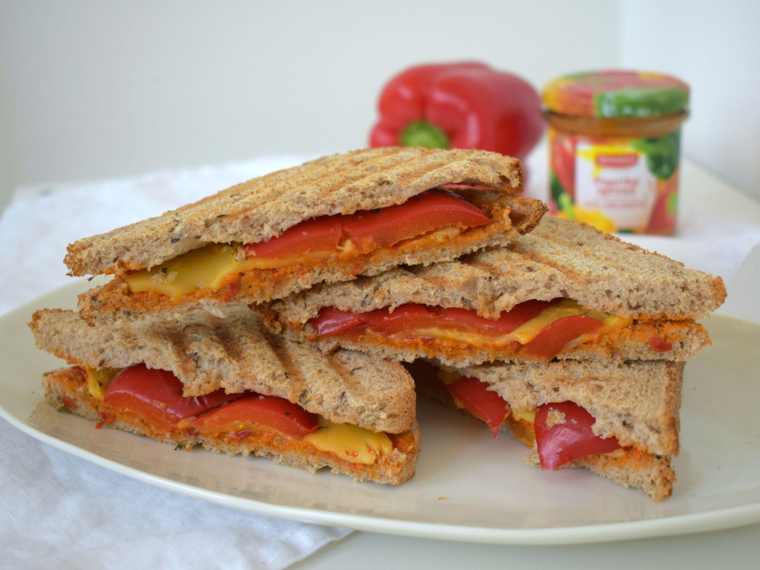 Vegan tosti #nationaletostidag