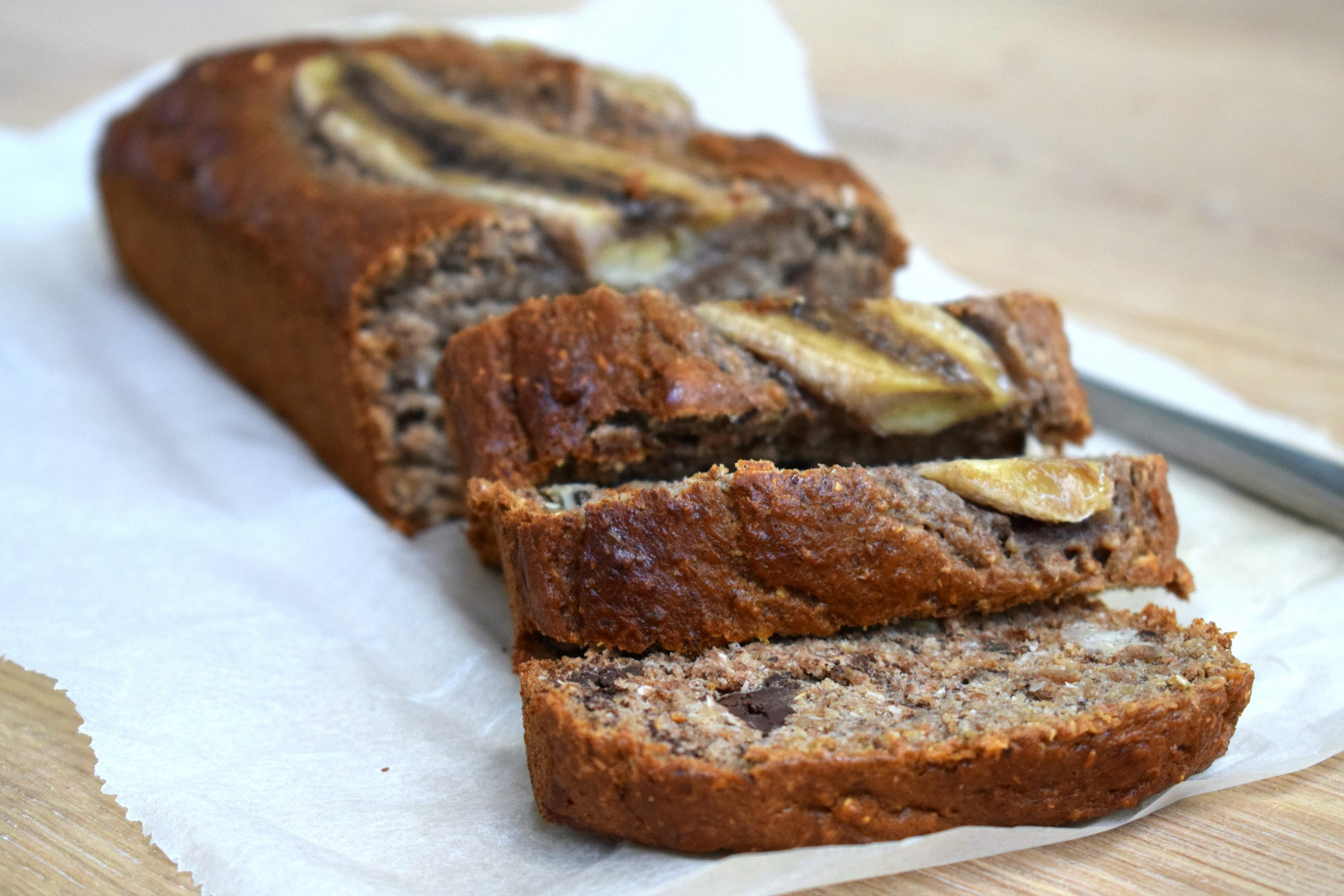 Vegan bananenbrood : mijn basis recept
