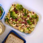 Tupperware Thursday: easy vegan couscous salade