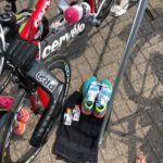 De triathlon wisselpost – Snelle wissel triathlon #1