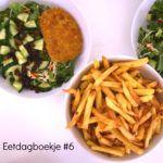 Vegan eetdagboekje #6 Wat ik eet op en dag