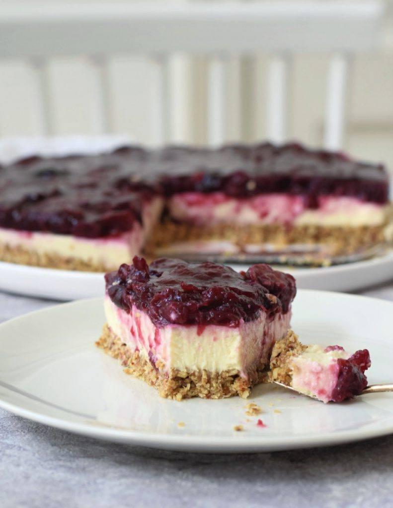 vegan monchou taart