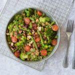 Green goodness bowl met sperziebonen en broccoli