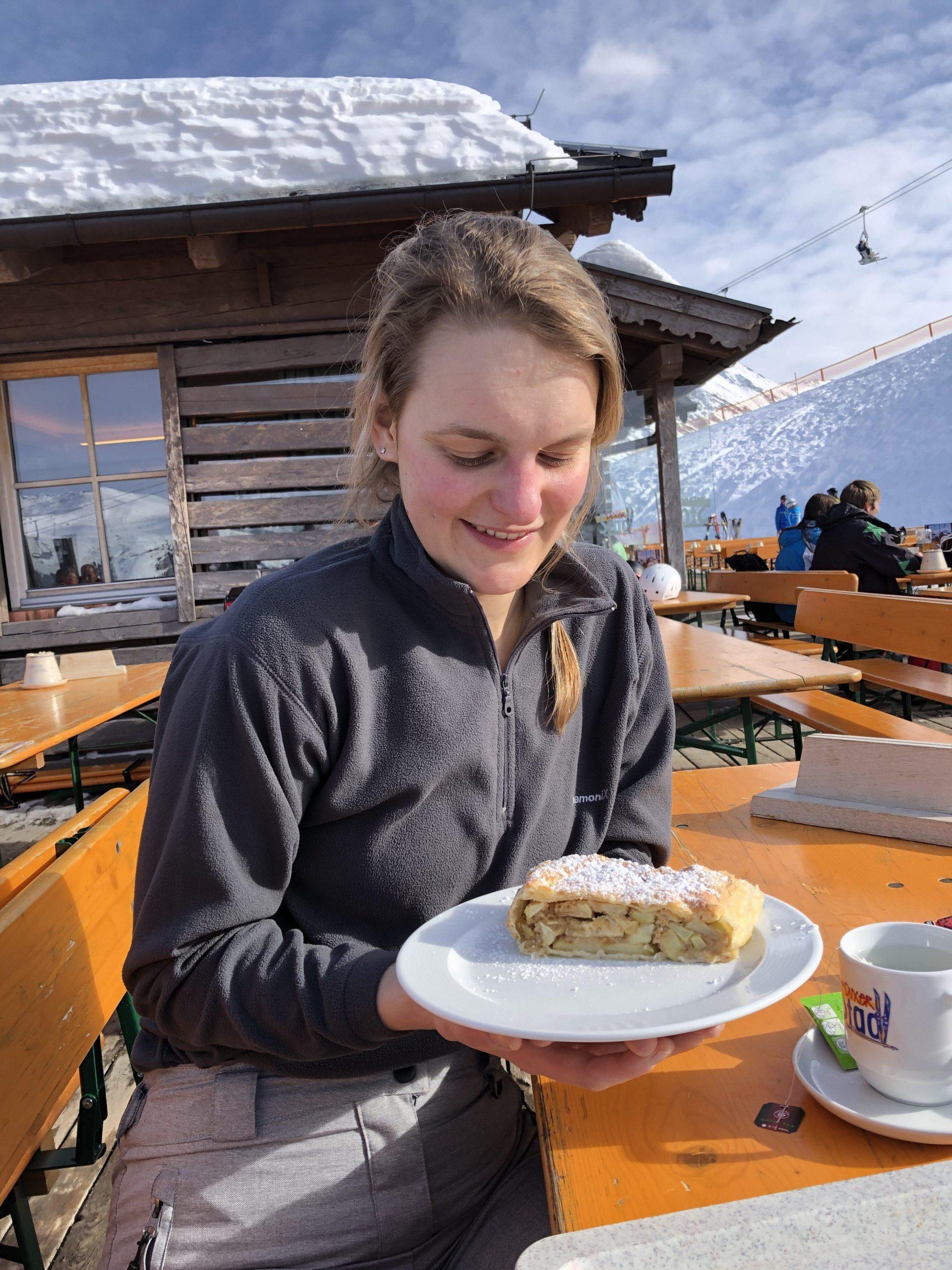 Vegan op wintersport & eetdagboekje #