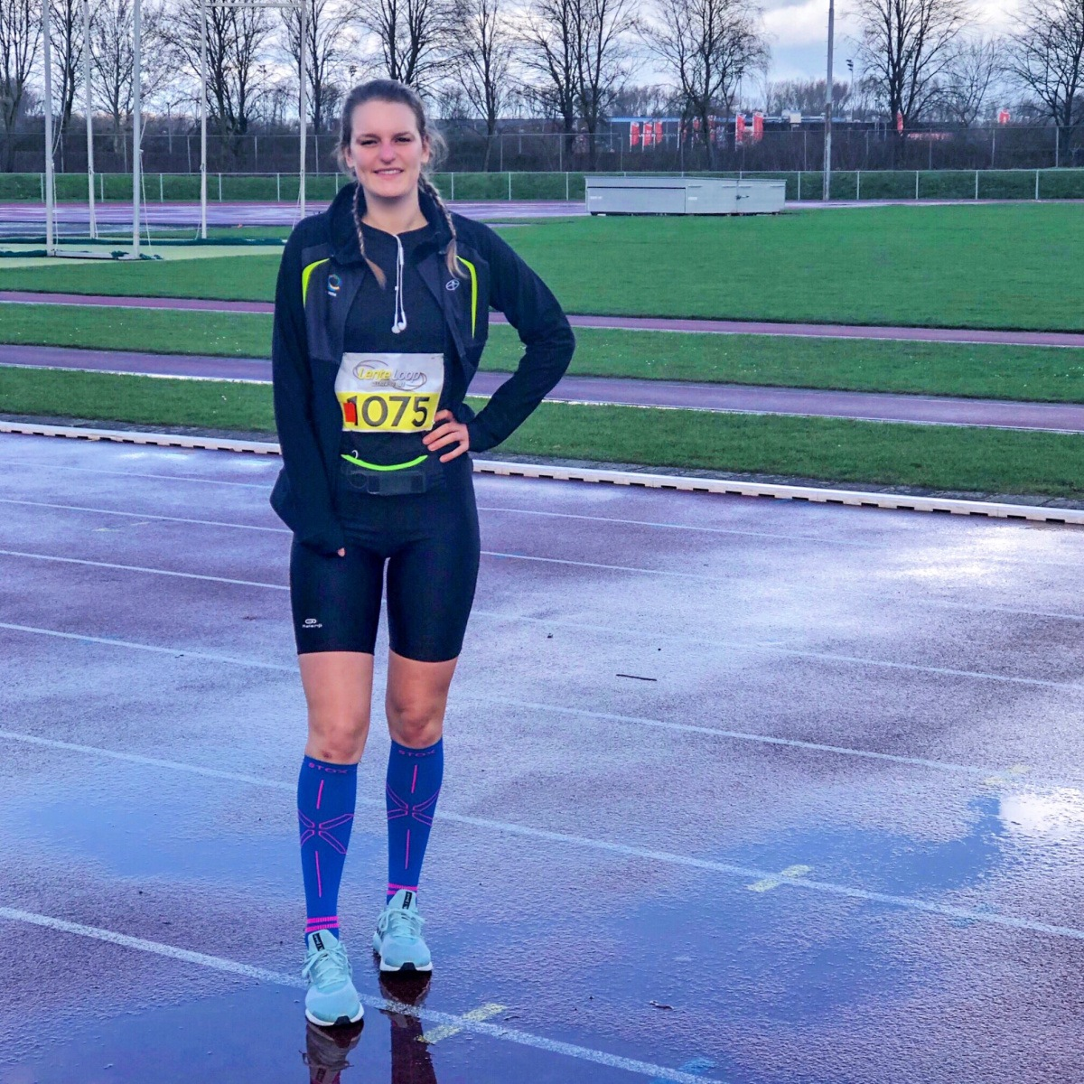 Raceverslag: Lenteloop Almere