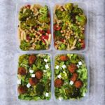 2x vegan mealprep # Tupperware Thursday