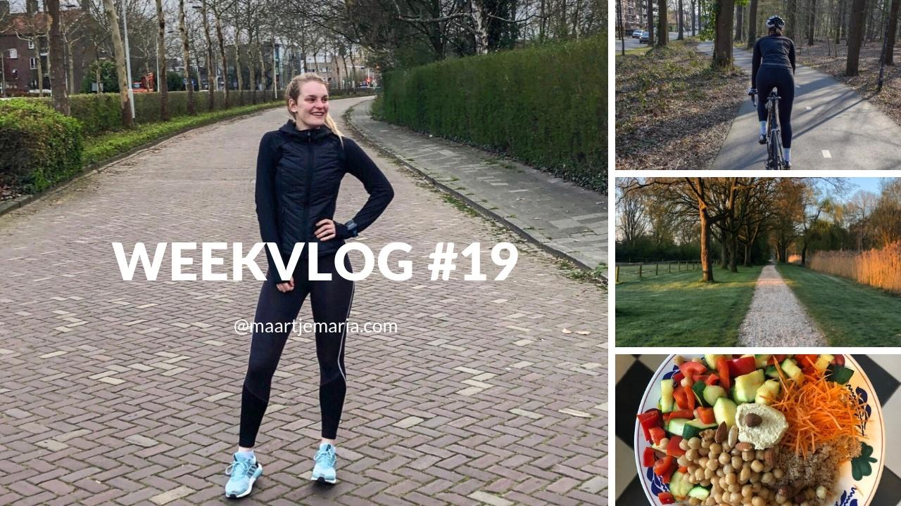 Weekvlog #19