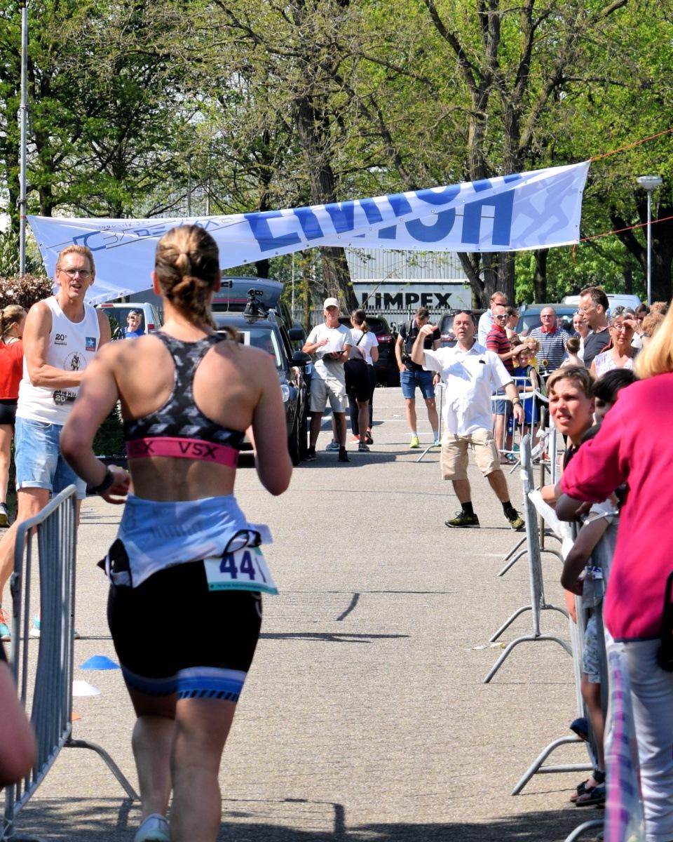 Raceverslag: Zwemloop Breda