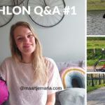 Triathlon Q&A + Weekvlog # 22