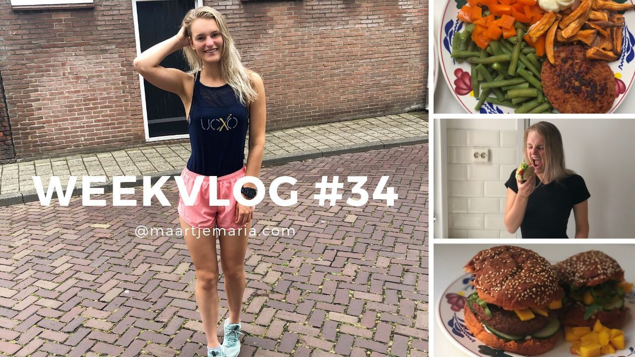 Weekvlog #34