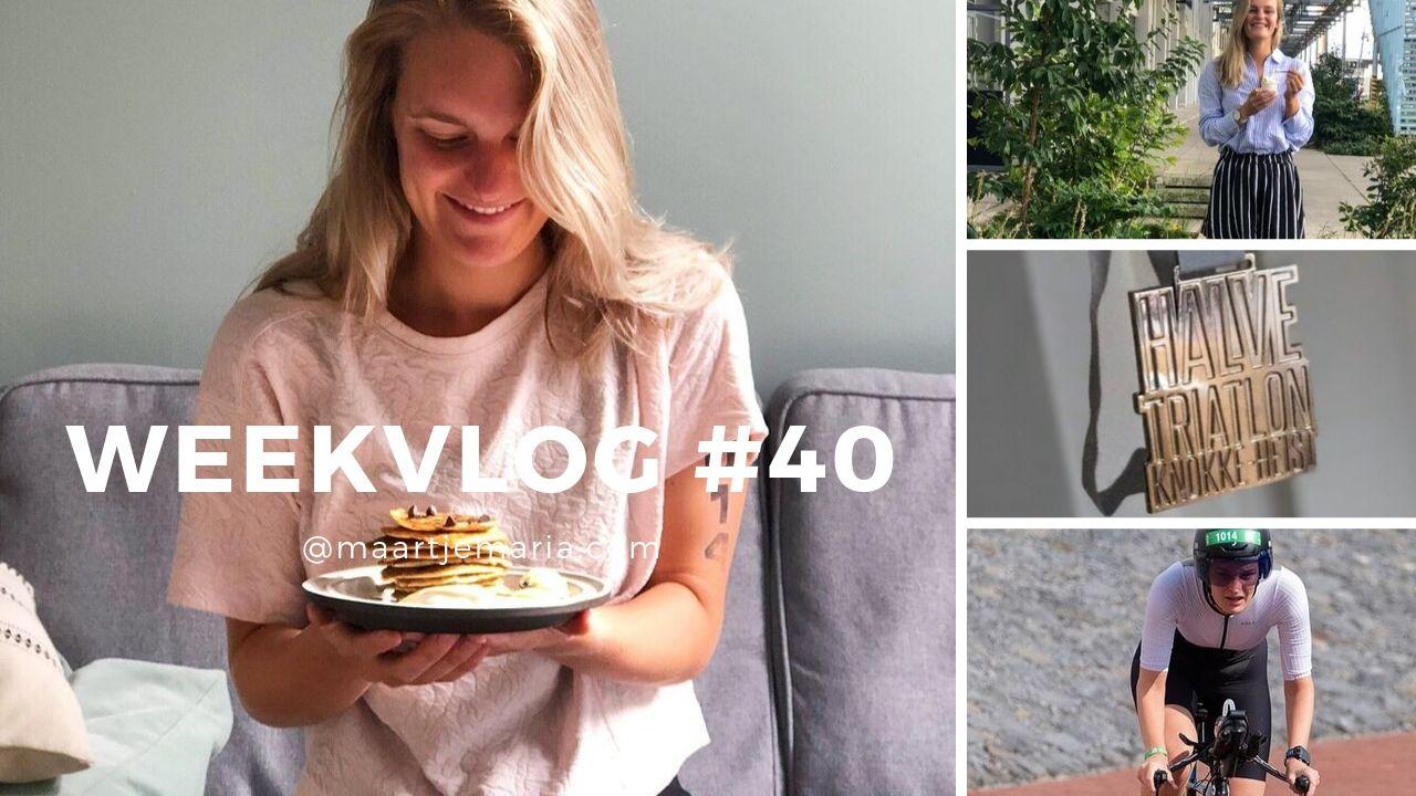 Weekvlog #40