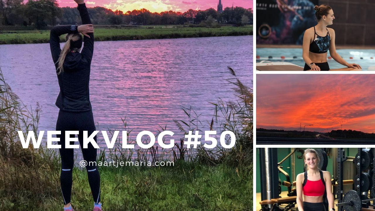 Weekvlog #50