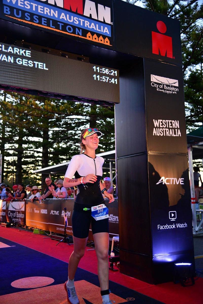 Raceverslag: Ironman Western Australia