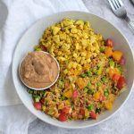 Vegan Nasi – Meatless Monday met Maartje