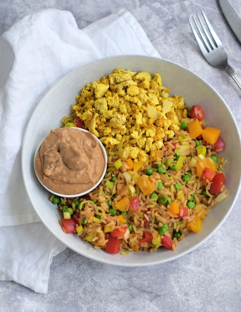 Vegan Nasi – Meatless Monday met Maartje