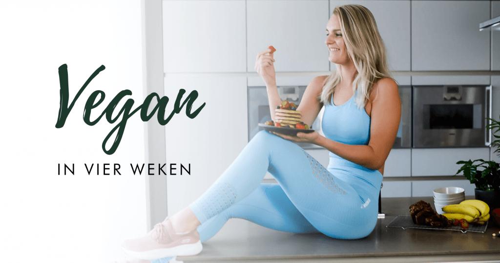 online programma vegan in vier weken