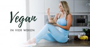 online programma vegan worden in vier weken