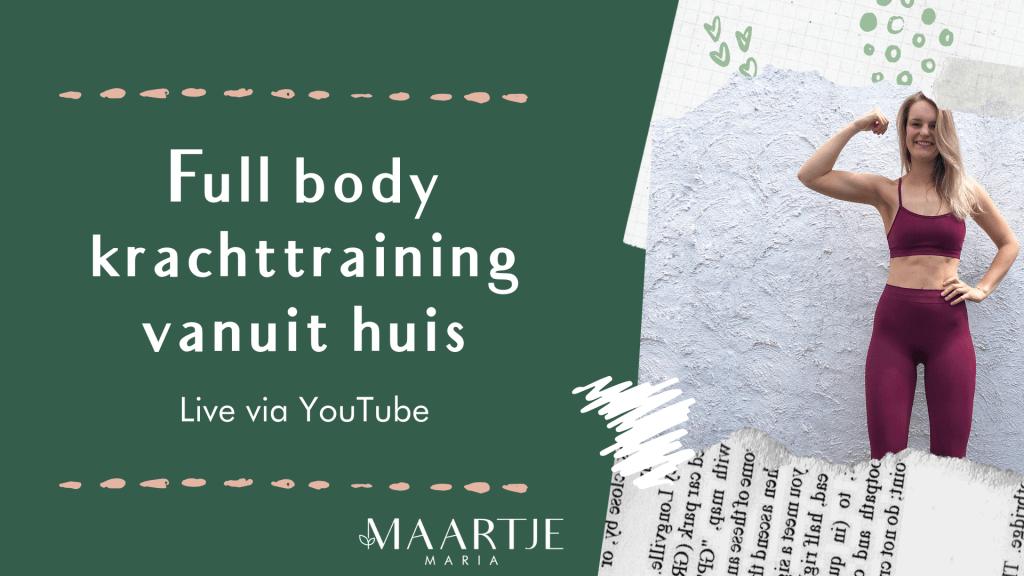 full body krachttraining online