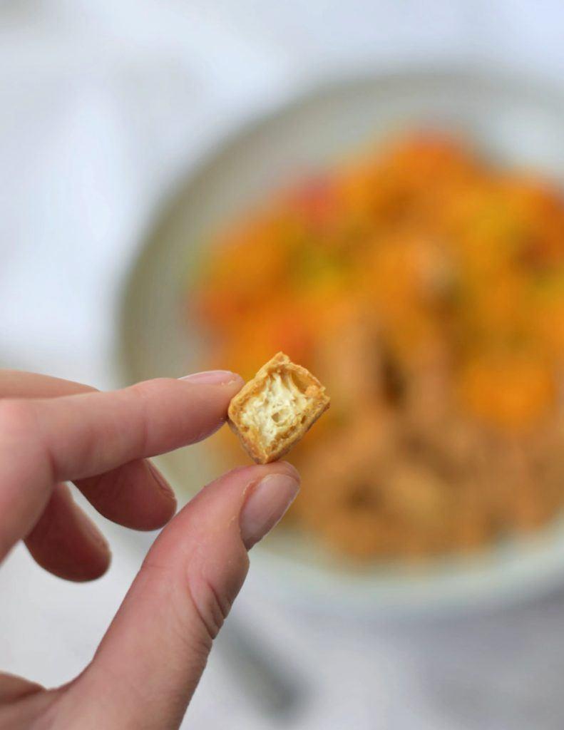 gebakken tofu recept