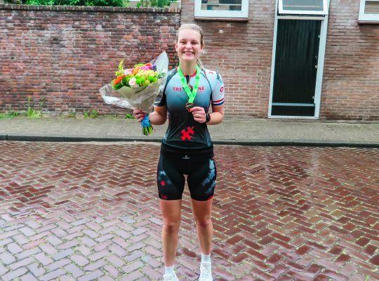 corona triathlon