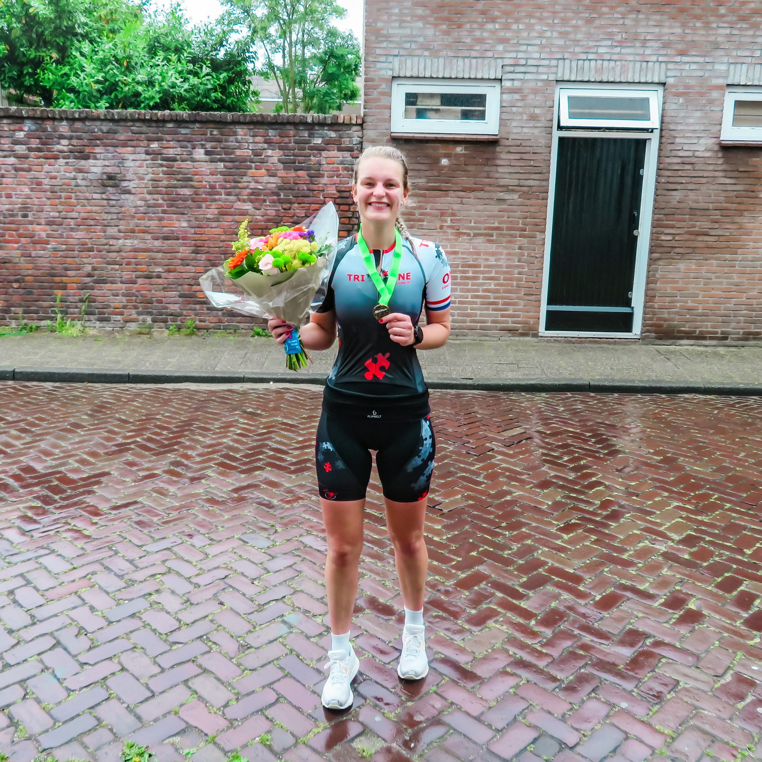 Solo corona triathlon raceverslag – road to revanche #4
