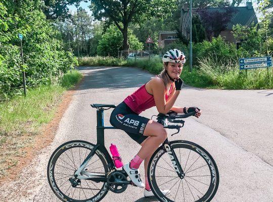 fietsen met vermogen