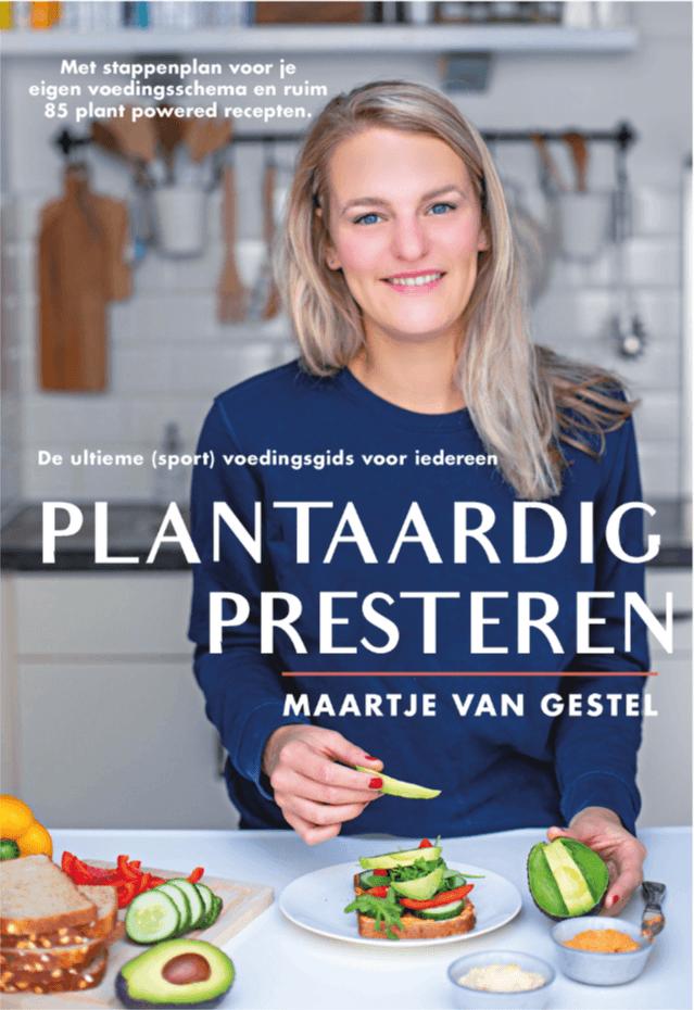 boek plantaardig presteren