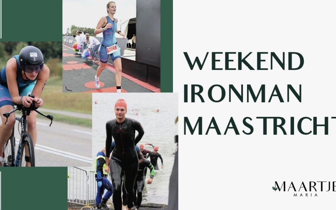 Vlog: Weekend Ironman Maastricht + Vegan hotspots
